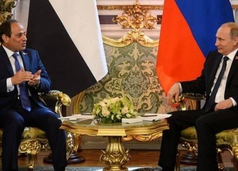 قبل زيارته لمصر.. هل أزمة فلسطين مطروحة على طاولة السيسي وبوتين؟