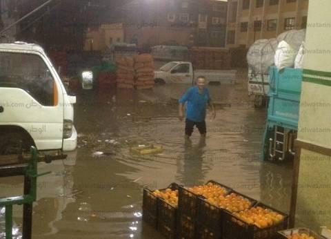 """ارتفاع عدد ضحايا السيول في """"عفونة"""" بالبحيرة إلى 11 قتيلا"""