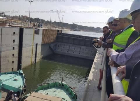 """""""الري"""": تأهيل مخرات السيول في بني سويف بنصف مليون جنيه"""