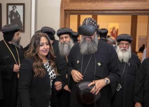 تواضروس يطالب أساقفة المهجر بدعوة المسيحين لزيارة مسار العائلة المقدسة