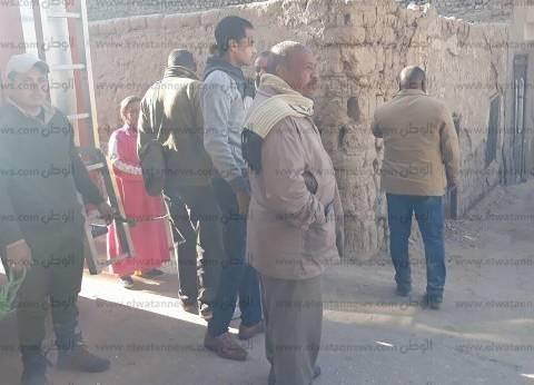 محافظ قنا: فتح التحقيقات في حادث العقار المنهار.. وصرف إعانات للمتضررين