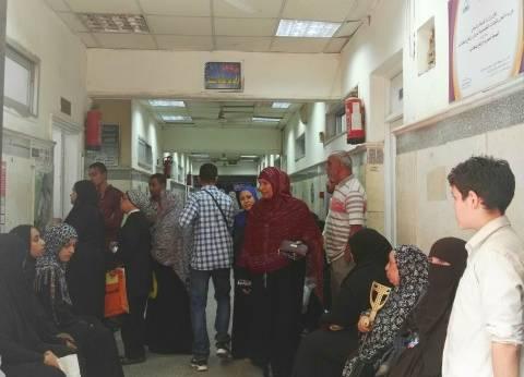 """""""الإحصاء"""": 2.7 مليون مريض استقبلتهم العيادات الخارجية بمستشفيات القاهرة"""