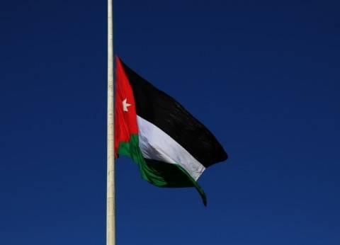 """الأردن تنكس العلم حدادا على """"شهداء المنيا"""""""