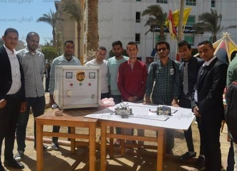 جامعة بنى سويف تنظم المؤتمر الطلابي الثالث عن الابتكار والإبداع