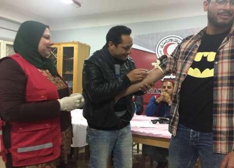 الإسعاف تنقل 6 حالات مرضية للجان الانتخابات بالشرقية