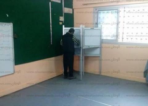 كاميرات مراقبة في جميع اللجان الانتخابية بالغربية