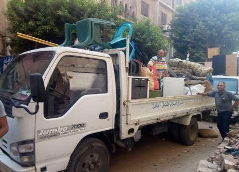 نقل 20 أسرة من عين الصيرة إلى مدينة بدر