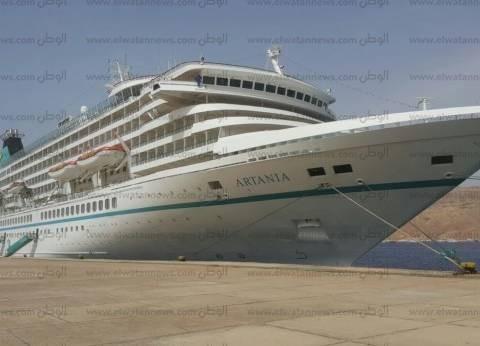 48 ألف و500 طن فوسفات تغادر ميناء سفاجا متجهة إلى الهند