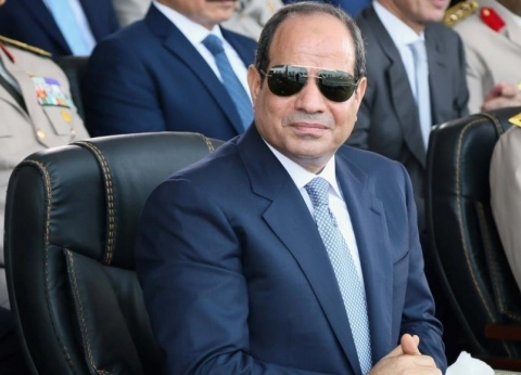 """السيسي يستقبل نائب رئيس """"دايملر أيه جي"""" بمقر إقامته في ميونيخ"""
