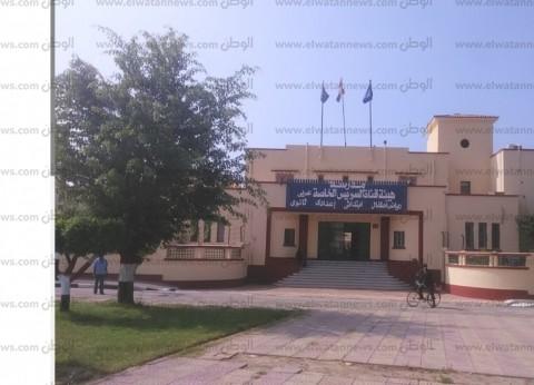 مدرسة هيئة قناة السويس في الإسماعيلية تكرم معلمين بحضور مدير الأمن