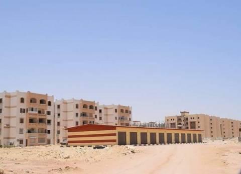 محافظ البحر الأحمر يشدد على سرعة الانتهاء من مشروع الإسكان الاجتماعي