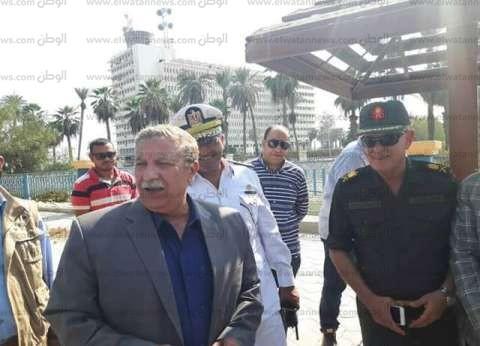 محافظ الإسماعيلية: الافتتاح الرسمي لمشروعات تطوير الطرق بأعياد أكتوبر