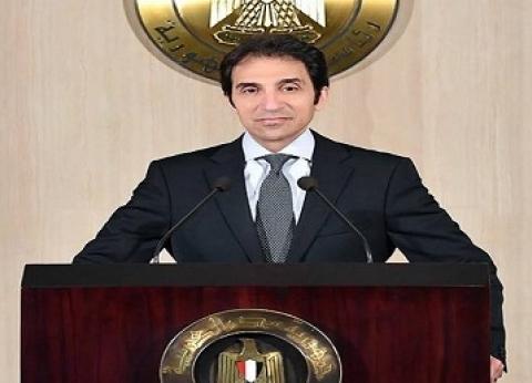 """""""الرئاسة"""": السيسي سيلقي كلمة غدا حول رؤية مصر لأولويات إفريقيا"""