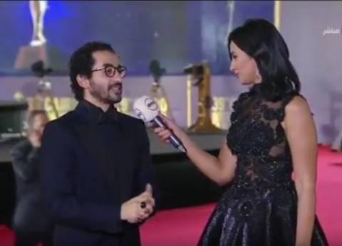 أحمد حلمي: تنظيم مهرجان القاهرة السينمائي مشرف