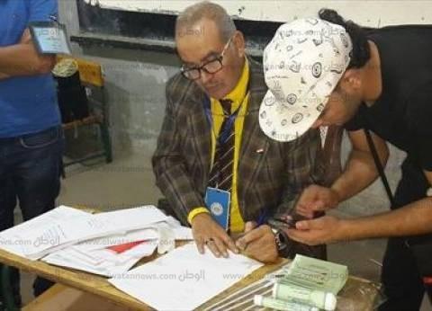 مرشح يتظلم ضد إدلاء موظف بوزارة الداخلية بصوته في الوادي الجديد