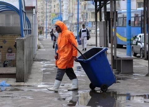 «الأرصاد»: أمطار على الوجه البحرى والقاهرة وسيناء اليوم.. واضطراب حركة «الملاحة»