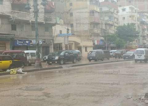 """""""الأرصاد"""" تعلن حالة الطقس اليوم: أمطار متوقعة.. والصغرى بالقاهرة 7"""