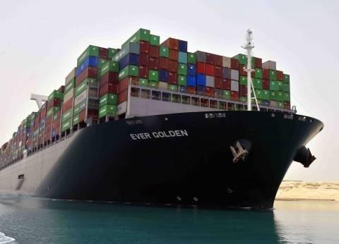 قناة السويس تسجل رقما قياسيا في أعداد وحمولات السفن العابرة لها اليوم