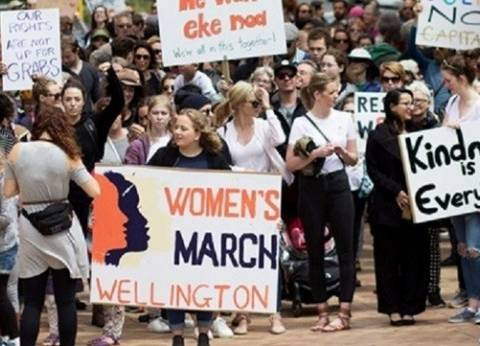 """مظاهرات مناهضة لـ""""ترامب"""" في أنحاء العالم"""
