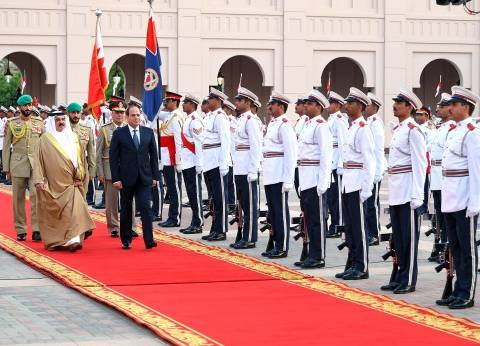 خلال مباحثات مع السيسي.. ملك البحرين يشيد بدور مصر المحوري في المنطقة
