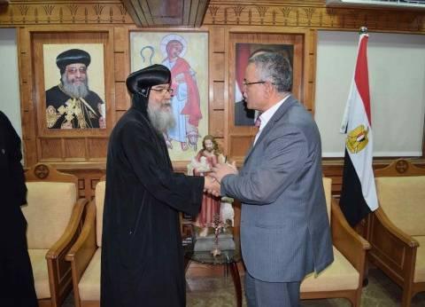 محافظة المنيا: لن نسمح لأي قوى متشددة أن تفرض إرادتها على الدولة