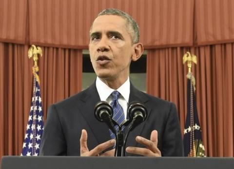 أوباما كان يلعب الجولف أثناء إطلاق النار على البيت الأبيض