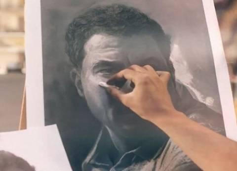 """أحمد زكي وابنه.. لقاء المرة الثانية في """"متجمعين على الخير"""""""