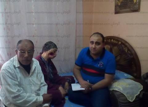 """استجابه لـ""""الوطن"""" وزير الصحة يأمر بعلاج حالة سرطان لـ""""نادية"""" بالغربية"""