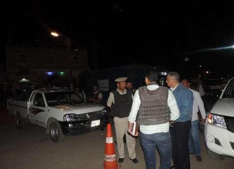 ضبط أسلحة وعبوات ناسفة بمنزل عضو خلية إرهابية في الفيوم