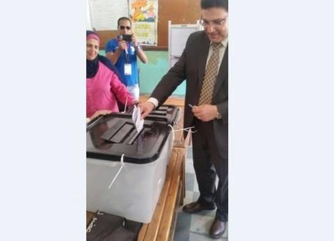 ضم لجنتين في محافظة المنيا بعد اعتذرا قاضي عن الحضور