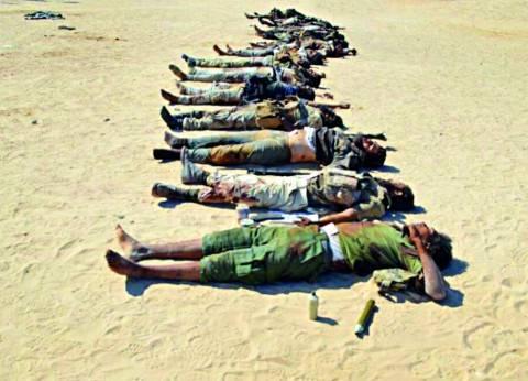 جهود مكافحة الإرهاب تغير ملامح خريطة الجماعات التكفيرية فى سيناء