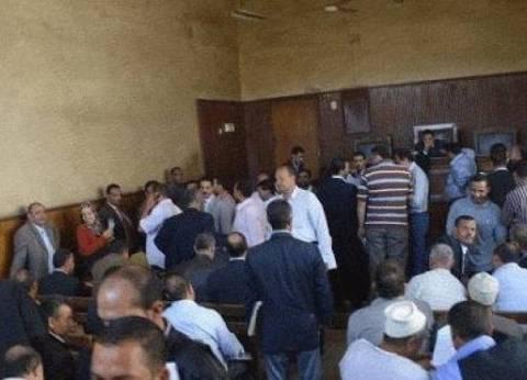 إخلاء سبيل ضابط وشرطيين متهمين في قضية هروب 8 مساجين بدمياط