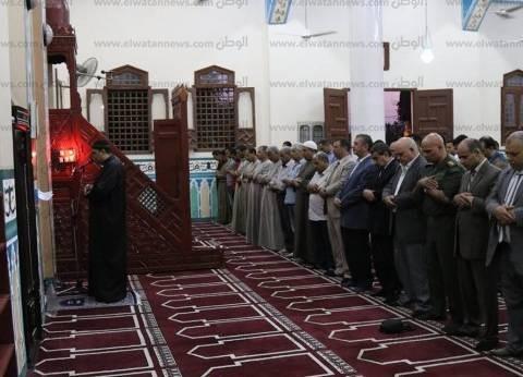"""وكيل """"أوقاف المنيا"""" يتفقد المساجد بإدارتي ملوي وأبو قرقاص"""