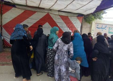لليوم الثاني.. توافد الناخبين علي لجان كرداسة وسط إجراءات أمنية مشددة