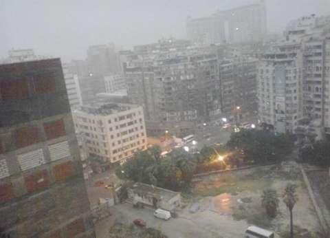 الأرصاد: استمرار الطقس غير المستقر وسقوط أمطار غزيرة.. اليوم