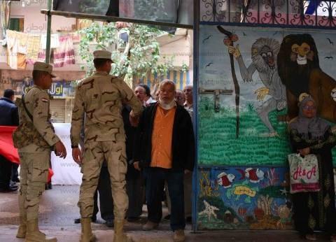 إجراءات أمنية بلجان العياط تزامنا مع ثاني أيام الانتخابات الرئاسية