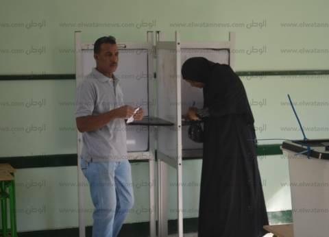 """وفد من """"اللجنة العربية"""" يتفقد المقرات الانتخابية في الدقي"""