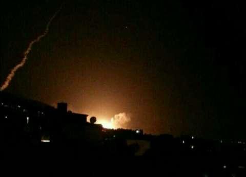 """مصدر سوري لـ""""الوطن"""": إسقاط 9 صواريخ كانت تستهدف مطار الشعيرات"""