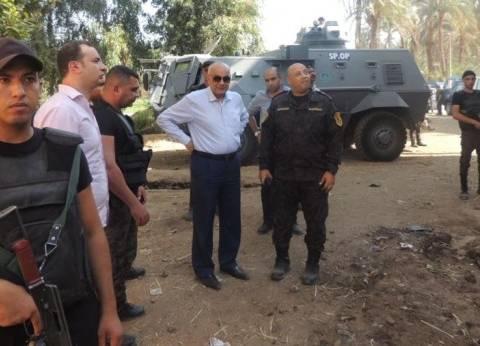 الأمن العام ينفذ 61 ألف حكماً قضائياً في الجيزة والقليوبية
