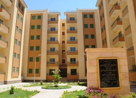 بالصور  تشطيب وحدات الإسكان الاجتماعي في مدينة الشروق