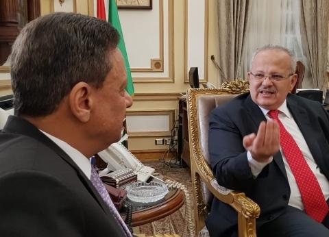 بروتوكول تعاون بين الوطنية للصحافة وإعلام القاهرة لتنمية معارف المهنة