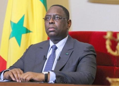 """يلتقي به الرئيس السيسي.. من هو الرئيس السنغالي """"ماكي سال""""؟"""