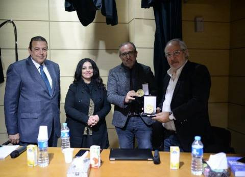 """تامر كروان ضيف ندوة كلية الإعلام بـ""""الأكاديمية العربية"""""""