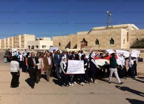 أوقاف جنوب سيناء: الإرهاب أصبح غير قادر على مواجهة القوات المسلحة