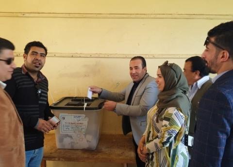 بدوي: المشاركة في الاستفتاء على التعديلات الدستورية واجب وطني