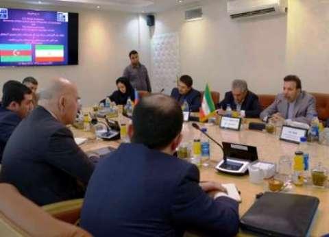واعظي يستعرض سبل زيادة التبادل التجاري بين إيران وجمهورية أذربيجان