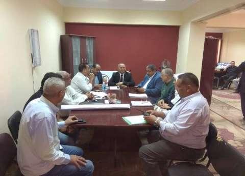 نائب محافظ القاهرة: منح تصاريح حفر لشركة الصرف للانتهاء من المشروعات