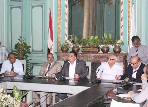 """جامعة عين شمس تستعد لزيارة ممثلي """"إنترتك"""" المانحة لشهادة الأيزو"""
