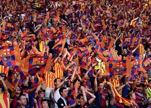 عاجل| برشلونة يعلن انضمامه إلى إضراب «كتالونيا»