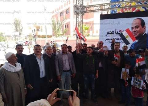 محافظ كفر الشيخ: لم نتلق شكاوى من الناخبين.. والانتخابات تسير بسهولة